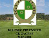 KLUPSKO PRVENSTVO – 20.05.2018.