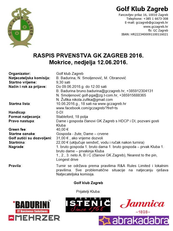 RASPIS prvenstva 2016